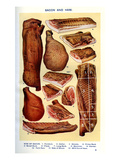 Mrs Beeton's Cookery Book - Bacon and Ham