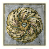 Rosette &amp; Damask III