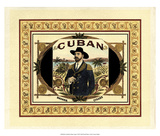 Crackled Cuban Cigars