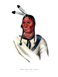 Eshtahumbah (Sleepy Eyes)  a Sioux Chief