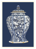 Blue &amp; White Porcelain Vase I
