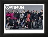 L'Optimum  September 2007 - Les Rugbymans du Xv de France Habillés Par Eden Park