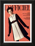 L'Officiel  October 1967 - Jeanne Lanvin