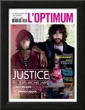 L'Optimum  November 2011 - Le Duo Justice  Xavier De Rosnay