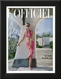 L'Officiel - Ensemble du Plage de Jacques Heim