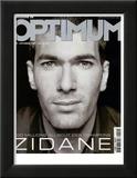L'Optimum  September 2001 - Zinedine Zidane