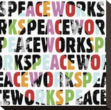 Peace Works (white)