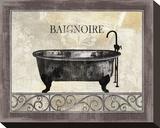 Bath Silhouette I