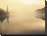 Sunrise on Fog Lake