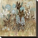 Floral Frenzy Blue I