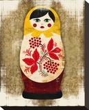 Matryoshka  Russian Doll Elena