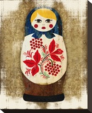 Matryoshka  Russian Doll Katya