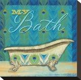 Peacock Bath I