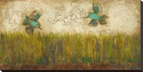 Hummingbirds in Tall Grass I