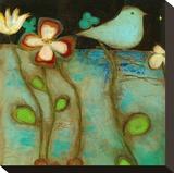 Sea Garden Triptych IV