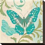 Teal Butterfly II