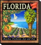 Fruit Crate Oranges I