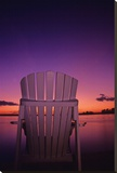 Chair at Dusk