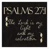 Psalms 27-1