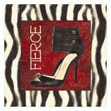 Fierce Shoe I