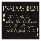 Psalms 118-24
