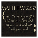 Matthew 22-37
