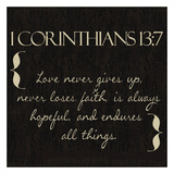1 Corinthians 13-7