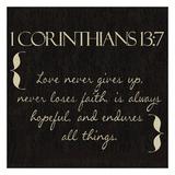 1 Corinthians 13-7