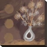 Silver Vase I