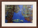 Monet - Water Lilies