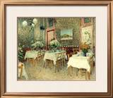 Van Gogh: Restaurant  1887