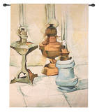 Still Life with Three Lamps