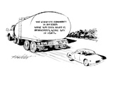 The scientific community is divided  Some say this stuff is dangerous  so… - New Yorker Cartoon