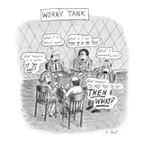 Worry Tank - New Yorker Cartoon