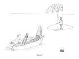 """""""Titleist"""" - New Yorker Cartoon"""
