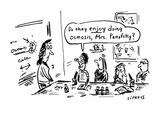 Do they enjoy doing osmosis  Mrs Panofsky' - Cartoon