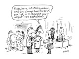 Rick  here  is totally passive  and you always have to be in control  so I… - Cartoon