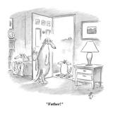 """Father!"" - Cartoon"
