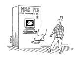 Mac Fix - Cartoon