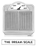Scale has only '120 lbs' as possible weight - Cartoon