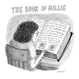 The Book of Millie - New Yorker Cartoon