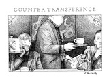 Counter Transference: Title - New Yorker Cartoon