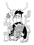 No-Fat Madeleines - New Yorker Cartoon