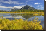 Vermillion Lake in Autumn