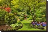 Butchart Gardens I