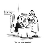 """""""You the potted meatball"""" - New Yorker Cartoon"""