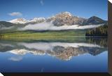 Patricia Lake Reflection