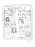 Weditorials - New Yorker Cartoon