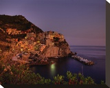 Manarola Harbour
