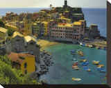 Vernazza Terra Harbour